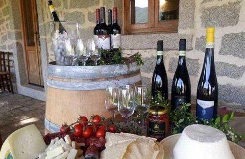 Cantina vini sardi da Ristorante Basilio a Cagliari