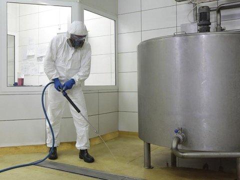 pulizie industriali genova