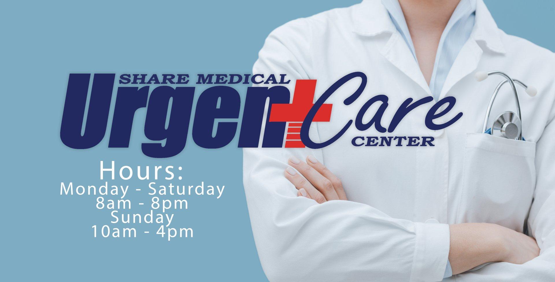 SMC URGENT CARE: