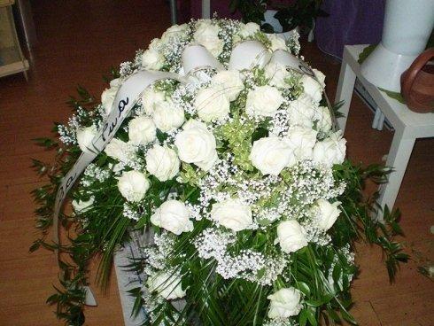 Addobbi floreali fiori freschi