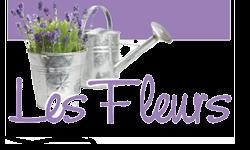 logo les fleurs