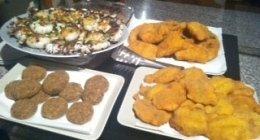 grigliate, primi di pesce, frittura