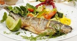 pesce al forno, pesce al cartoccio, antipasti di mare