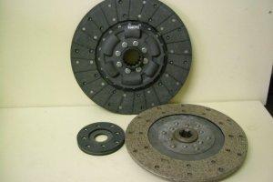 dischi frizione rigidi, dischi frizione con molle parastrappi, dischi frizione a lamelle