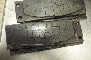 materiali usati per l'industria, materiale usurato, materiale danneggiato