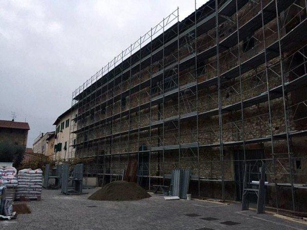 Restauro edifici Prato