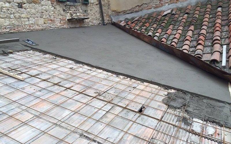 Ripristino tetti Prato