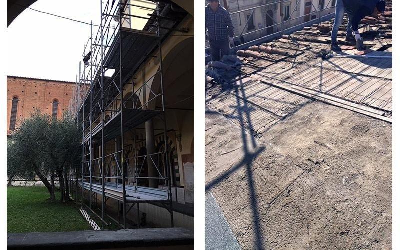 Ristrutturazione edifici Prato