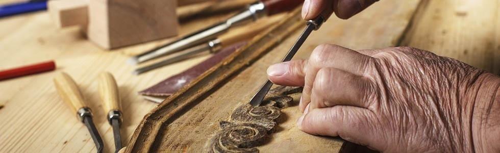 riparazioni cornici venezia