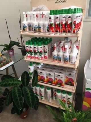 vendita prodotti per piante