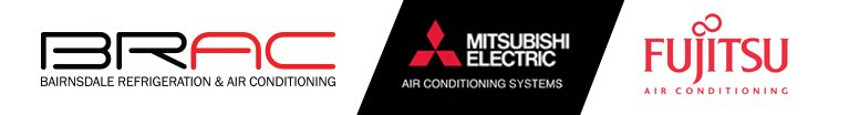 BRAC Bairnsdale Refrigeration & Air Conditioning logo
