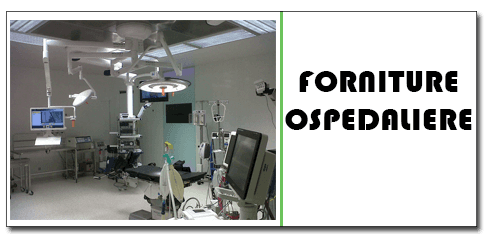 forniture ospedaliere