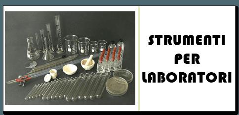 strumenti per laboratori