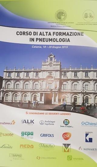 corso di formazione in pneumologia