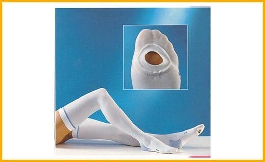 calze elastiche antiembolo