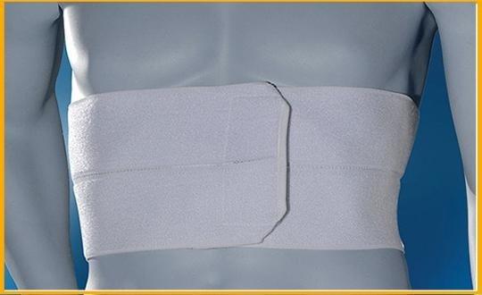 cintura per fratture costali