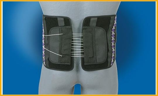 cintura lombare california