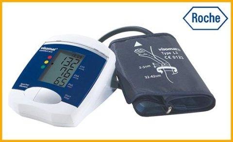 misuratore di pressione visomat eco comfort