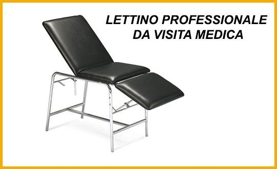 lettino professionale per visite mediche