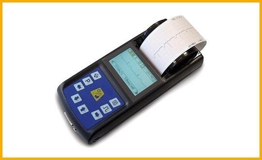 elettrocardiografo portatile