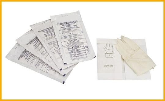 guanti per chirurgia sterili