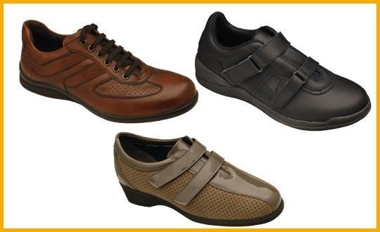 scarpe chiuse