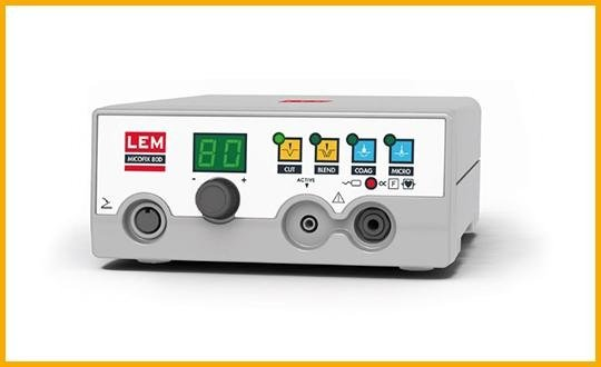 elettrobisturi per chirurgia monopolare