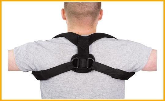 supporto clavicole