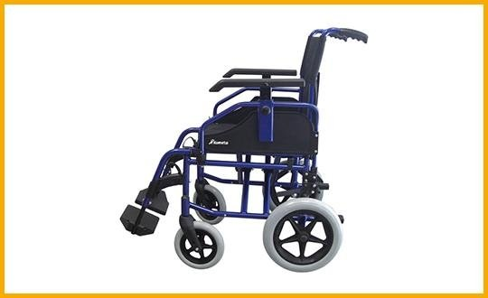 carrozzelle per disabili tradizionale