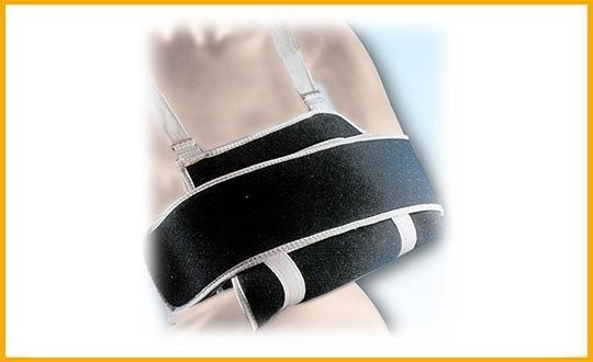immobilizzatore braccio e spalla