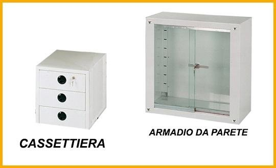 mobili per ambulatori