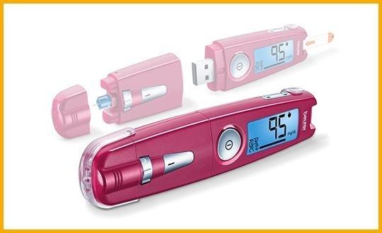 misuratore glicemico