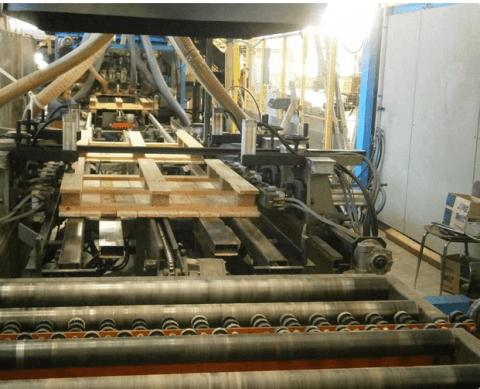 produzione di articoli in legno per imballaggio
