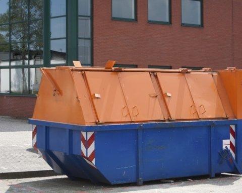 Noleggio cassoni per rifiuti
