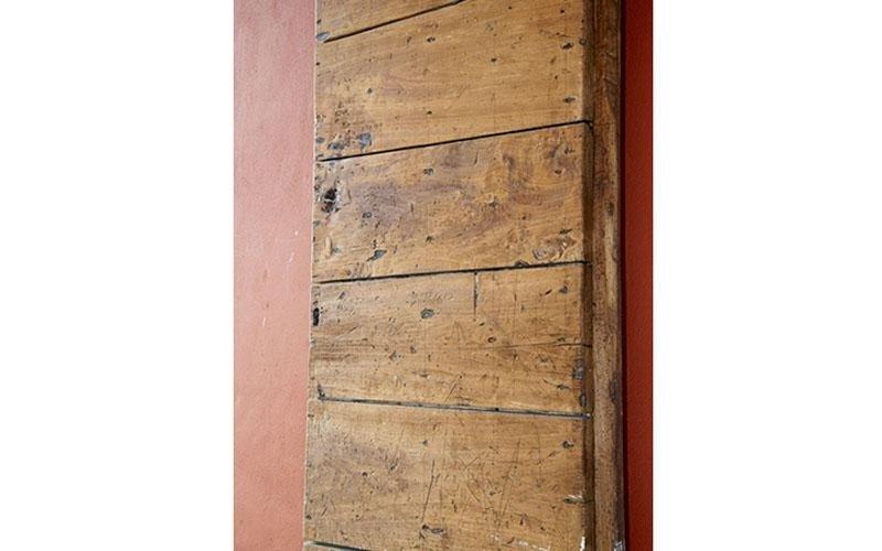 restauro porte in legno