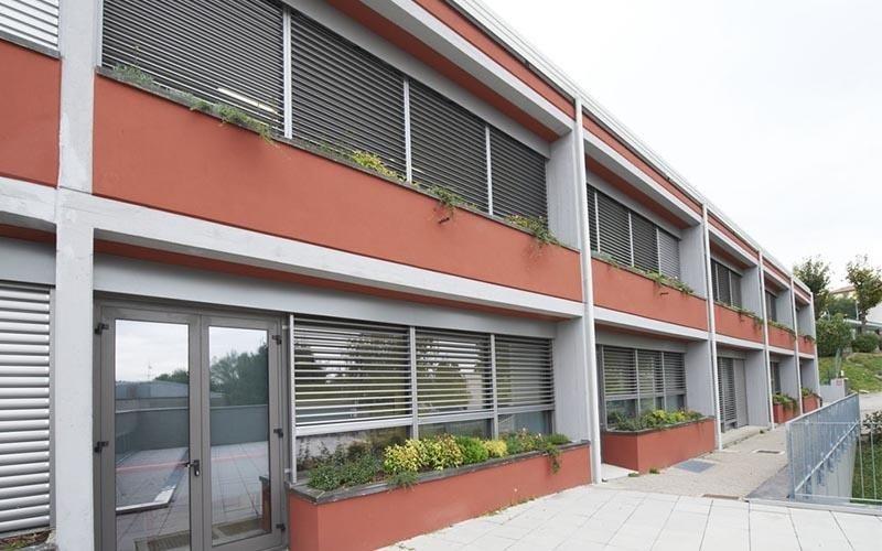 realizzazione parete esterna edificio