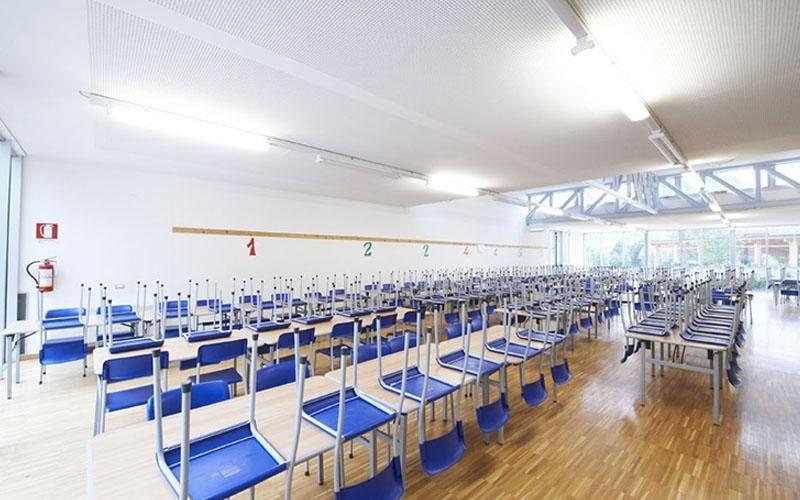 realizzazione scuola