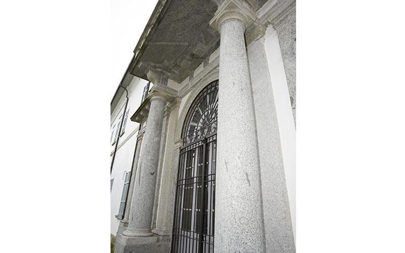 restauro ingresso palazzo