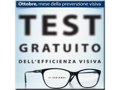 Test dell'efficienza visiva