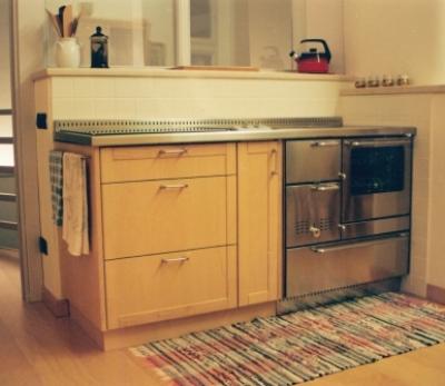 nardelli Franco Cucina in legno