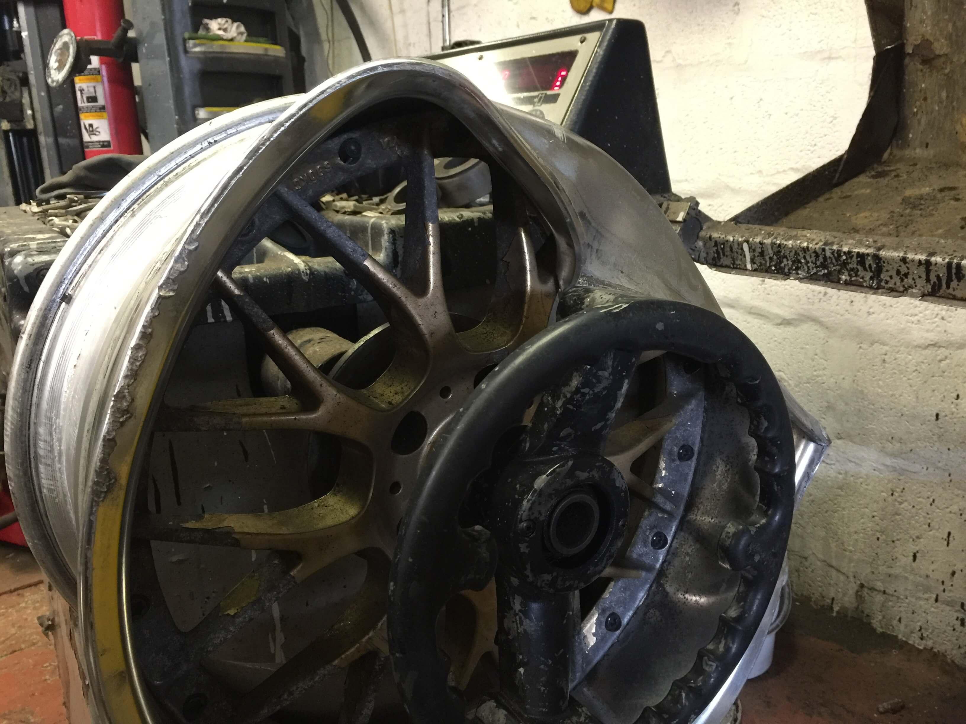 Alloy Wheel Repairs and Refurbishment