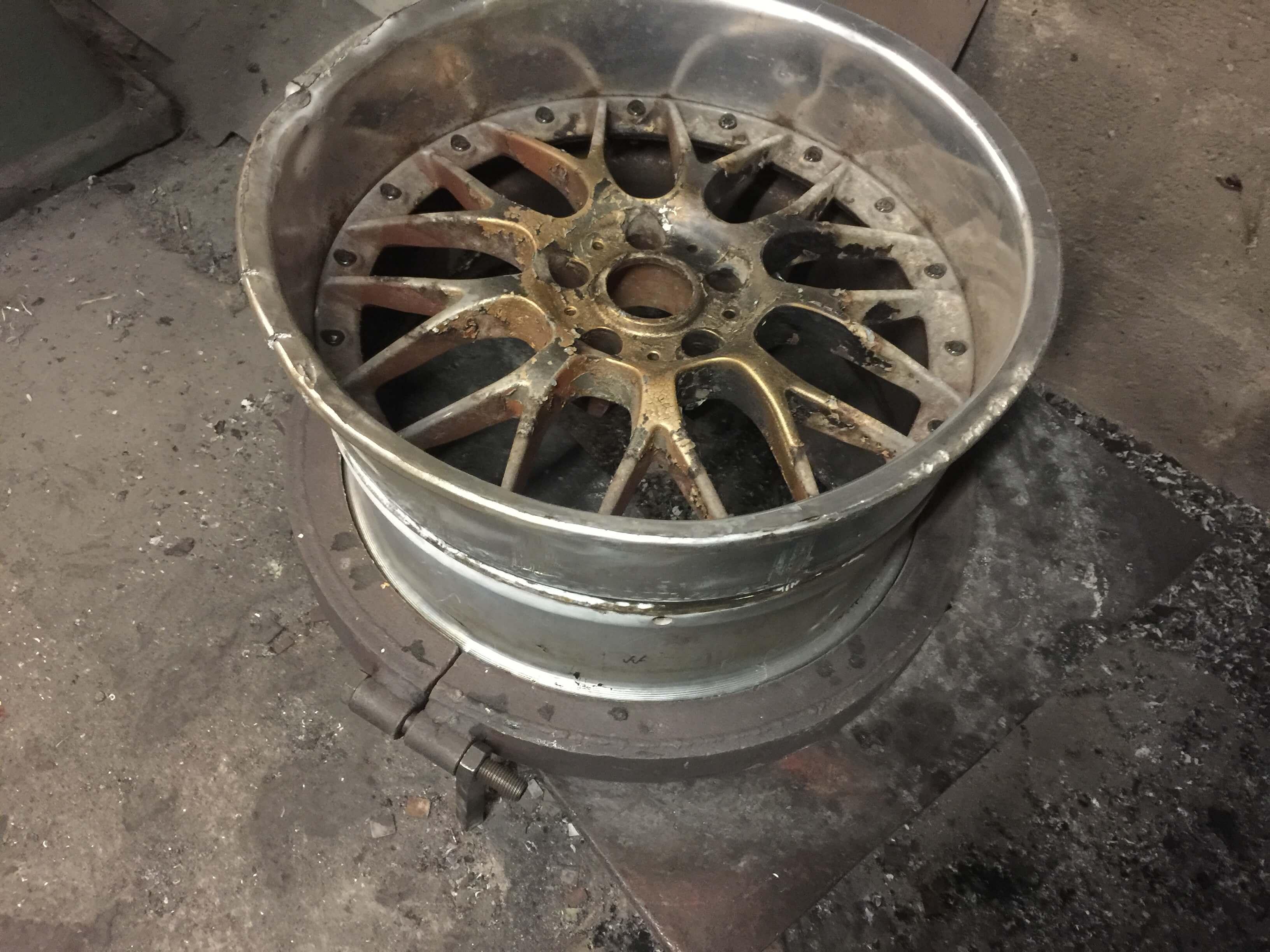 squashed wheel 6