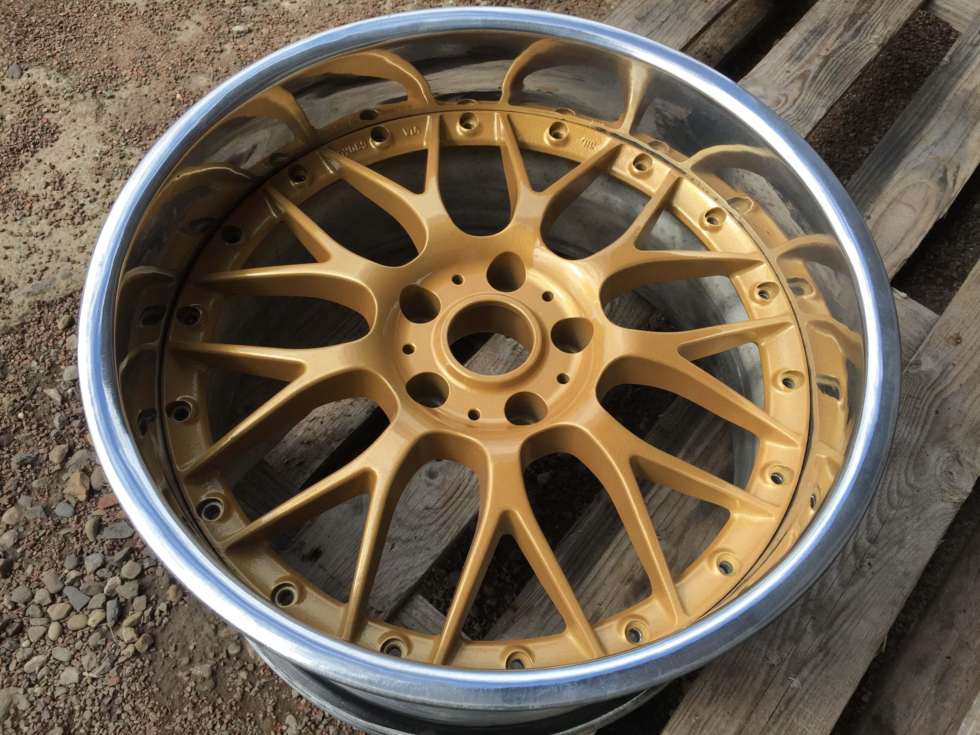 squashed wheel 14