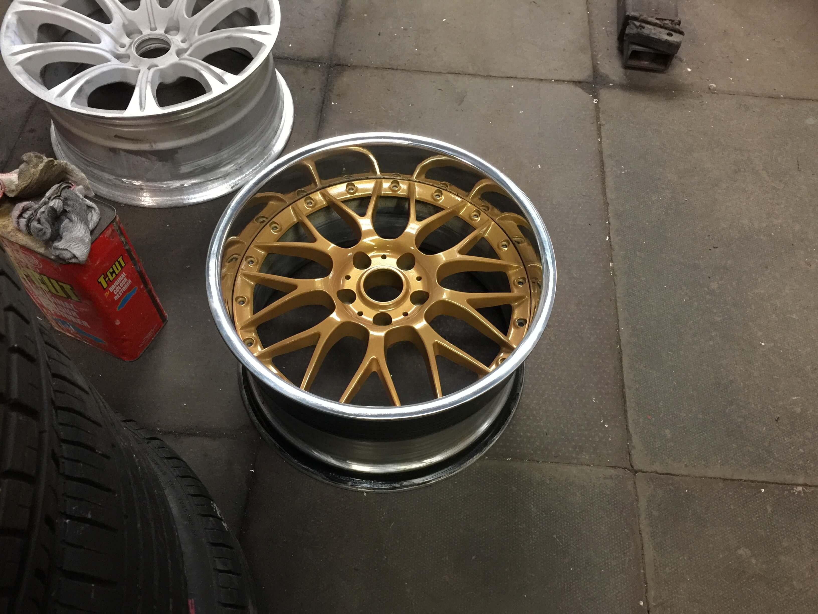 squashed wheel 19