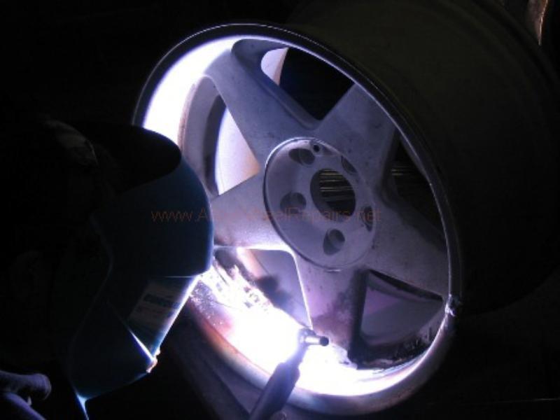 wheel reparation