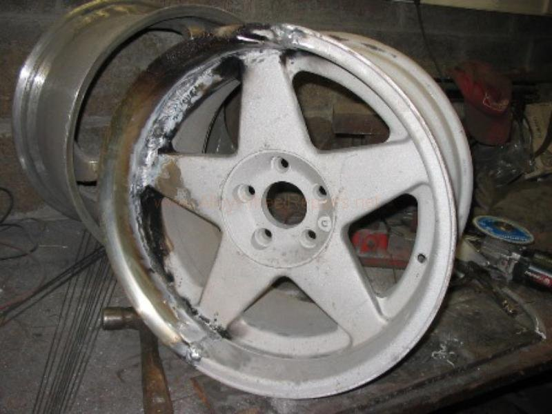 wheel restauration
