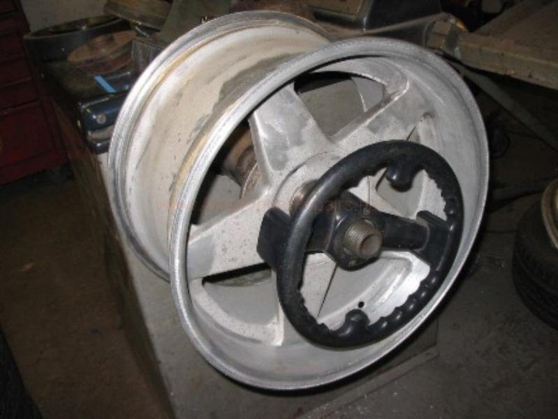 ace performance cars repaired wheel