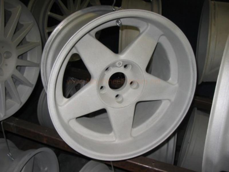 repaired wheel