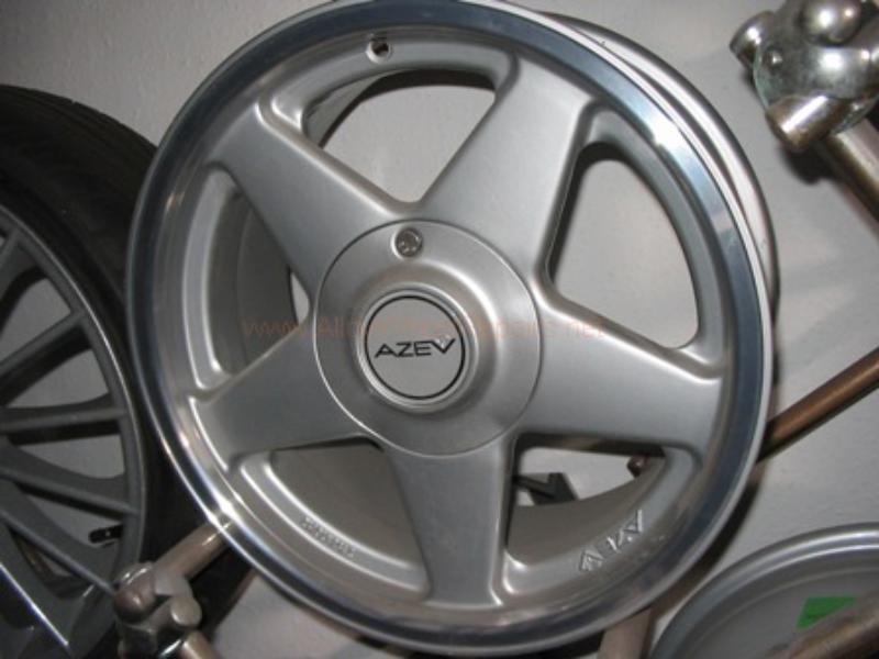 azev wheel