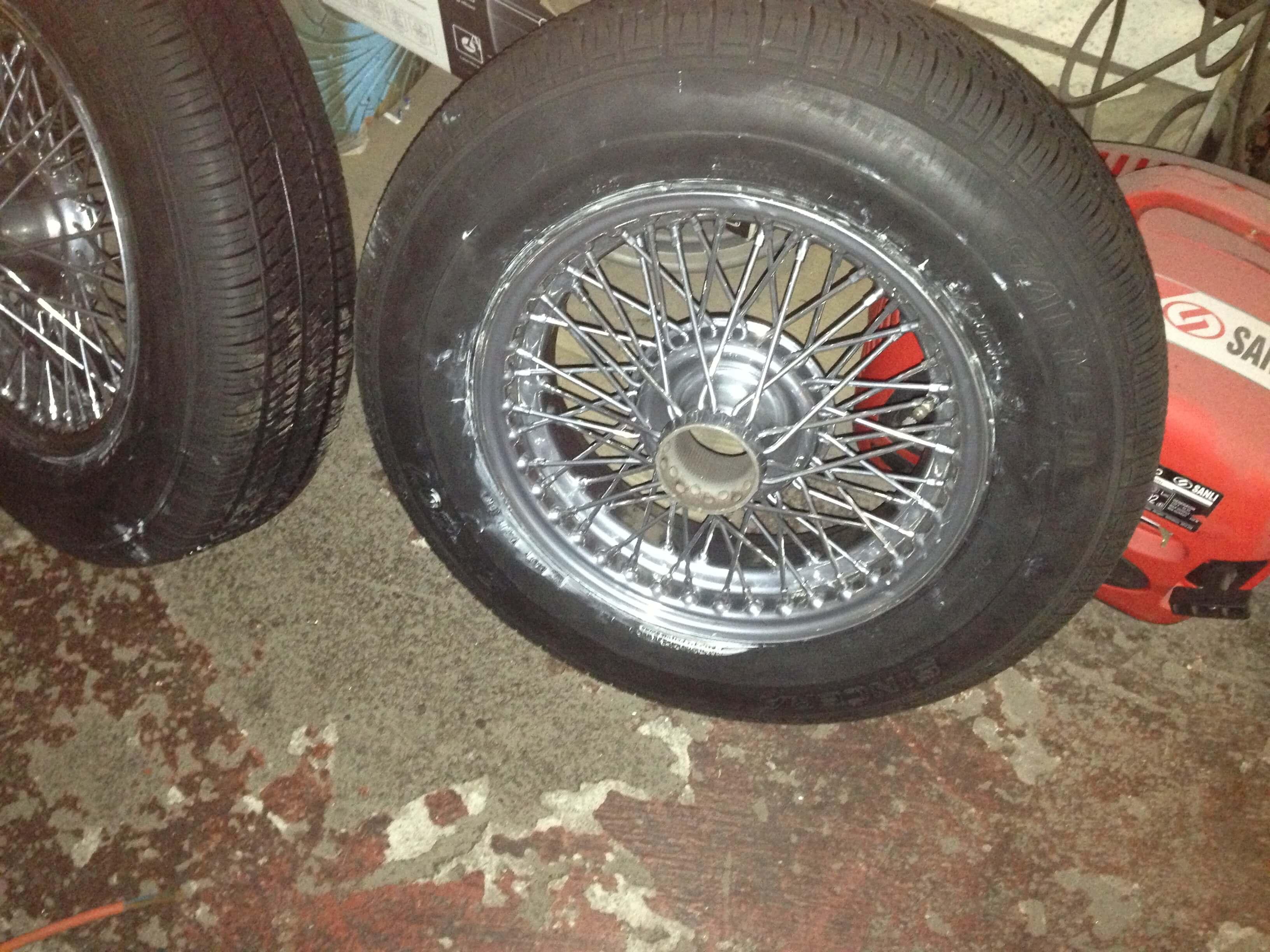 rusty wheel 6